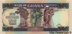 500 Cedis GHANA  1994 P.28c NEUF