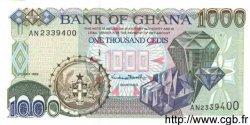 1000 Cedis GHANA  1998 P.32b NEUF