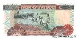 2000 Cedis GHANA  1999 P.33 NEUF