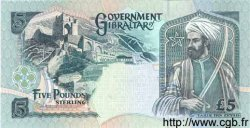 5 Pounds Sterling GIBRALTAR  1995 P.25a NEUF