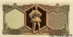 1000 Drachmes GRÈCE  1947 P.180b pr.SPL