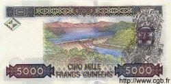 5000 Francs Guinéens GUINÉE  1998 P.38 pr.NEUF