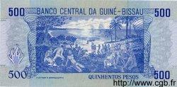 500 Pesos GUINÉE BISSAU  1990 P.12 NEUF