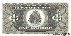 1 Gourde HAÏTI  1989 P.253a NEUF