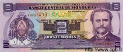 2 Lempiras HONDURAS  1997 P.080 NEUF