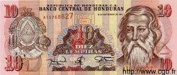 10 Lempiras HONDURAS  1997 P.082 NEUF