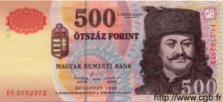 500 Forint HONGRIE  1998 P.179 NEUF