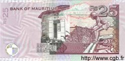 25 Rupees ÎLE MAURICE  1998 P.42v NEUF