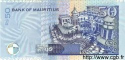 50 Rupees ÎLE MAURICE  1998 P.43v NEUF