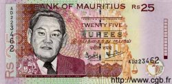 25 Rupees ÎLE MAURICE  1999 P.49 NEUF