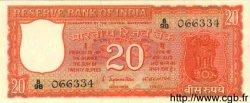 20 Rupees INDE  1970 P.061A SPL