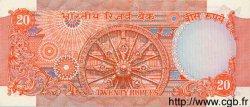 20 Rupees INDE  1983 P.082h SPL+