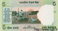 5 Rupees INDE  2001 P.095 NEUF