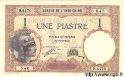 1 Piastre INDOCHINE FRANÇAISE  1931 P.048b pr.NEUF