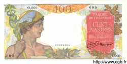 100 Piastres INDOCHINE FRANÇAISE  1947 P.082s pr.NEUF