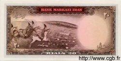 20 Rials IRAN  1965 P.078b NEUF