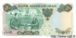 50 Rials IRAN  1971 P.097a pr.NEUF