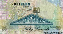 50 Pounds IRLANDE DU NORD  1999 P.200 NEUF