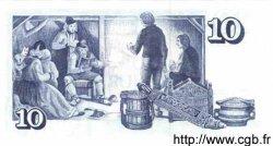 10 Krónur ISLANDE  1981 P.48 NEUF