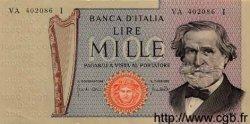 1000 Lire ITALIE  1969 P.101a SPL