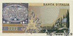 2000 Lire ITALIE  1976 P.103b SPL