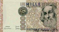 1000 Lire ITALIE  1982 P.109a NEUF