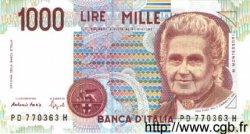 1000 Lire ITALIE  1990 P.114b NEUF