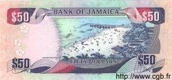 50 Dollars JAMAÏQUE  1995 P.73c NEUF