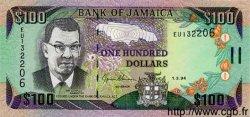 100 Dollars JAMAÏQUE  1994 P.76a NEUF