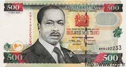 500 Shillings KENYA  2001 P.39 pr.NEUF