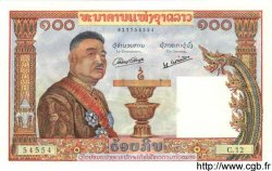 100 Kip LAOS  1957 P.06 SPL
