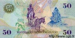 50 Maloti LESOTHO  1997 P.17b NEUF