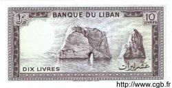 10 Livres LIBAN  1986 P.63f NEUF