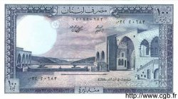 100 Livres LIBAN  1980 P.66b NEUF