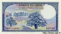 100 Livres LIBAN  1988 P.66d NEUF