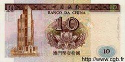 10 Patacas MACAO  1995 P.090 NEUF