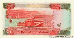 5 Kwacha MALAWI  1994 P.24b NEUF