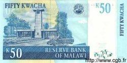 50 Kwacha MALAWI  1997 P.39 NEUF