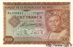 100 Francs MALI  1967 P.07a pr.NEUF