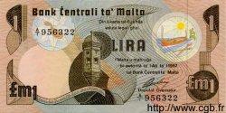 1 Lira MALTE  1979 P.34a pr.NEUF