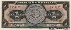 1 Peso MEXIQUE  1970 P.059l NEUF
