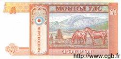 5 Tugrik MONGOLIE  1993 P.53 NEUF