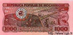 1000 Meticais MOZAMBIQUE  1983 P.132 NEUF