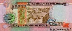 50000 Meticais MOZAMBIQUE  1999 P.138 NEUF