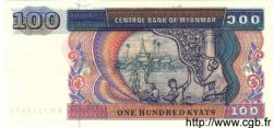 100 Kyats MYANMAR  1994 P.74b NEUF