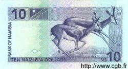 10 Dollars NAMIBIE  1993 P.01a NEUF