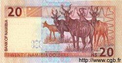 20 Namibia Dollars NAMIBIE  1996 P.04a NEUF