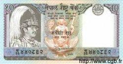 10 Rupees NÉPAL  1985 P.31b NEUF
