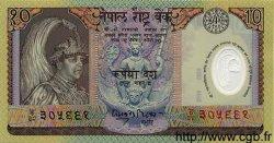 10 Rupees NÉPAL  2002 P.45 NEUF