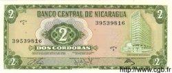 2 Cordobas NICARAGUA  1972 P.121a NEUF